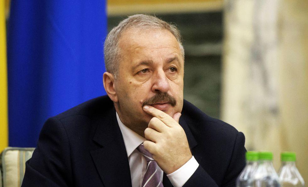Vasile Dâncu Foto: Mediafax