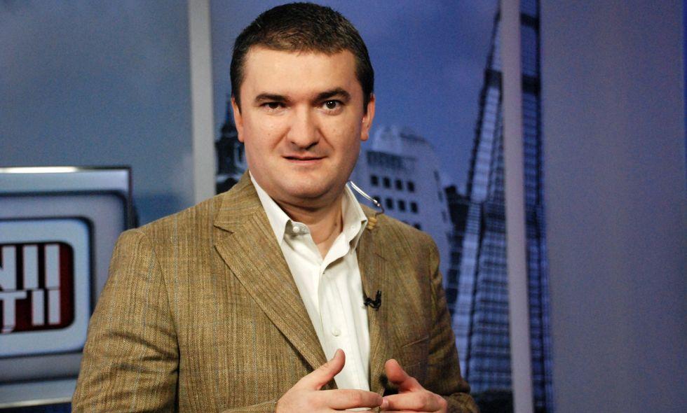 Dorin Chiotea  Suspendat  Post Realitatea  Apreciat Transmisia Antenei Ziua Nationala Catalin Tolontan