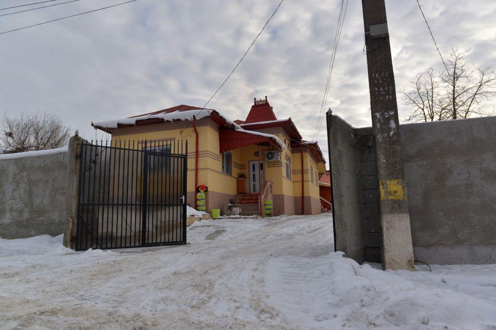 Așa arată casa lui Sergiu Smărăndoiu în prezent Foto: Raed Krishan