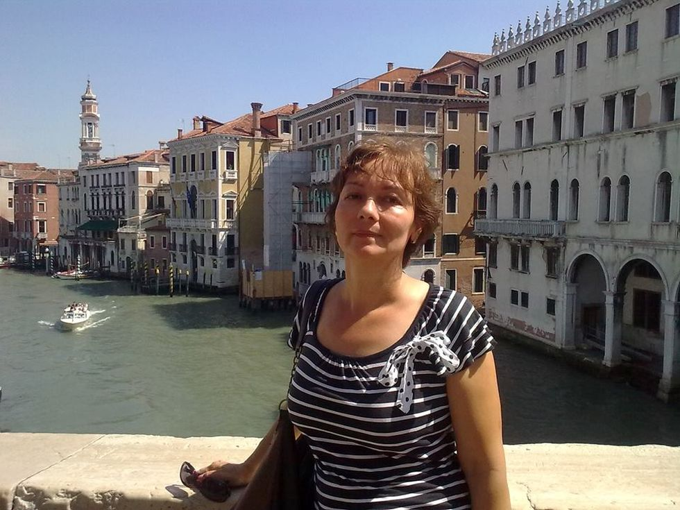 Rodica Tiță, directoarea Muzeului de Geologie