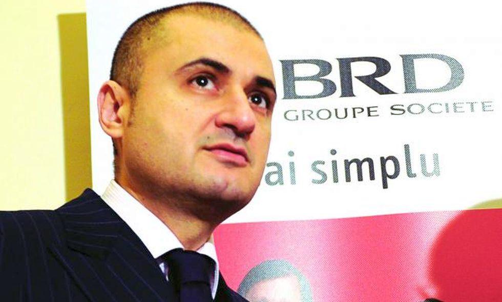 Sorin Popa, fost director general adjunct BRD