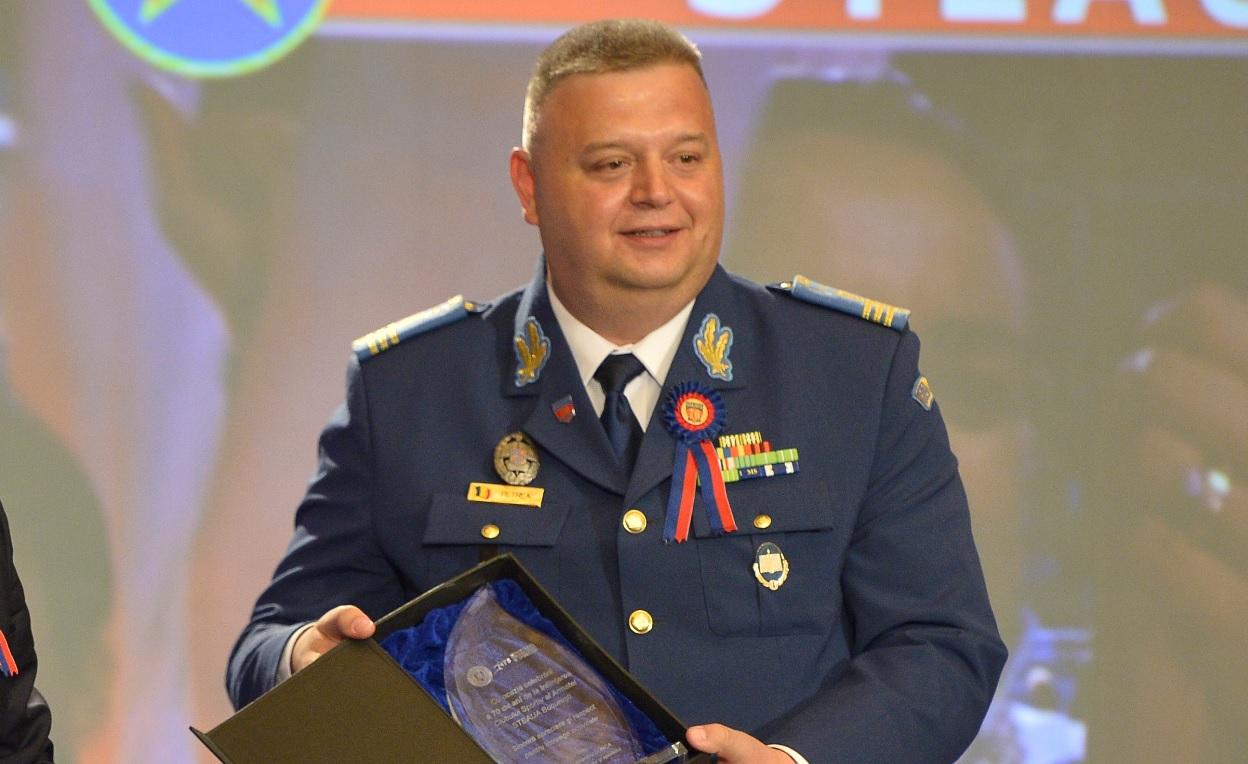 Cristian Petrea, comandantul clubului Steaua