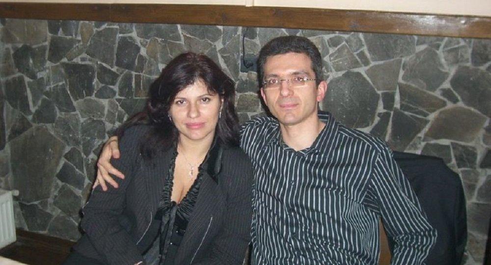 Dan Condrea și Flori Dinu, fosta lui iubită și directorul firmei