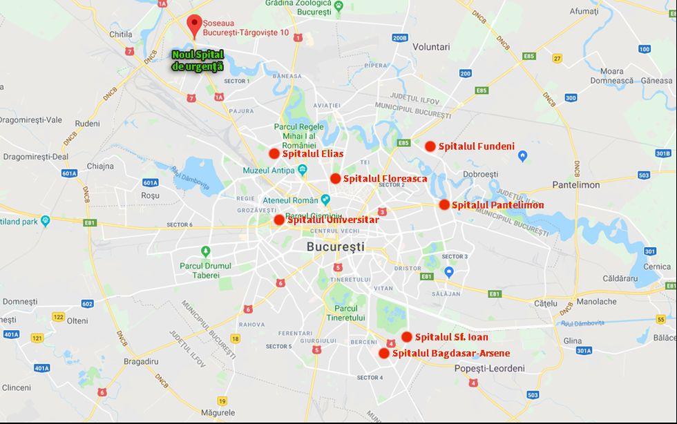 Harta Spitale Cătălin Tolontan