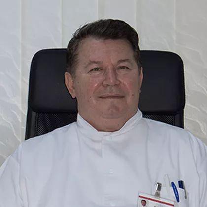 Radu Gorgan, manager interimar și chirurgul care a operat-o pe Georgiana Maxim
