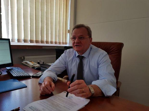 Gheorghe Borcean, președintele Colegiului Medicilor din România