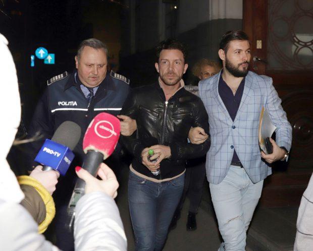 Matteo Politi a fost arestat pe 7 februarie. Ieri, judecătorii au decis prelungirea mandatului de arestare cu alte 30 de zile