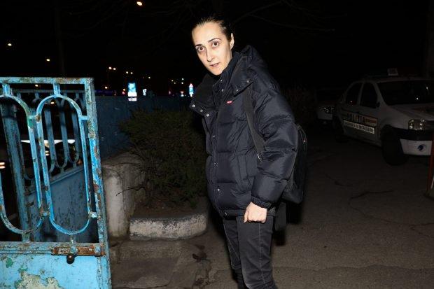 Falsul medic Raluca Bârsan a fost audiată timp de câteva ore, ieri, la secția 9 din Capitală