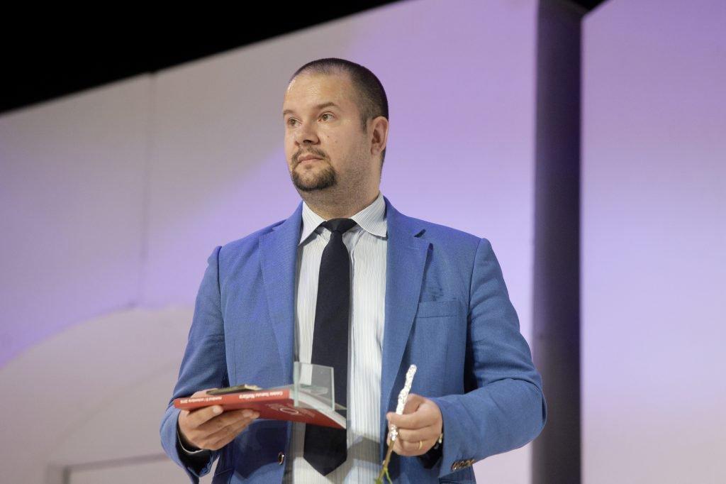 Alexandru Giboi, fostul director general al Agerpres. Foto: Hepta