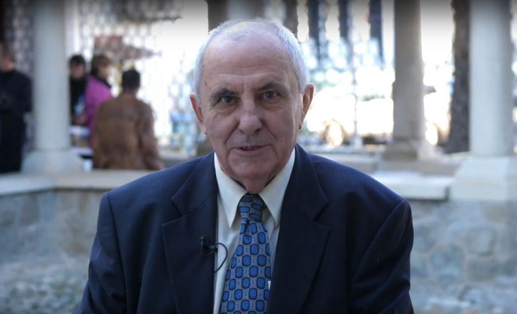 Profesorul Marin Cârciumaru