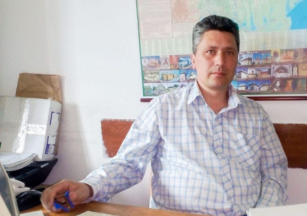 Comisarul Vitalie Josanu | Foto: InRoman.ro