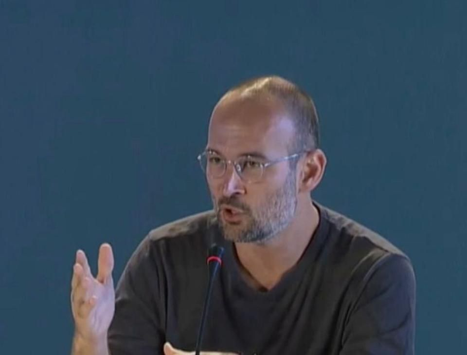 Alexander Nanau, regizorul Colectiv