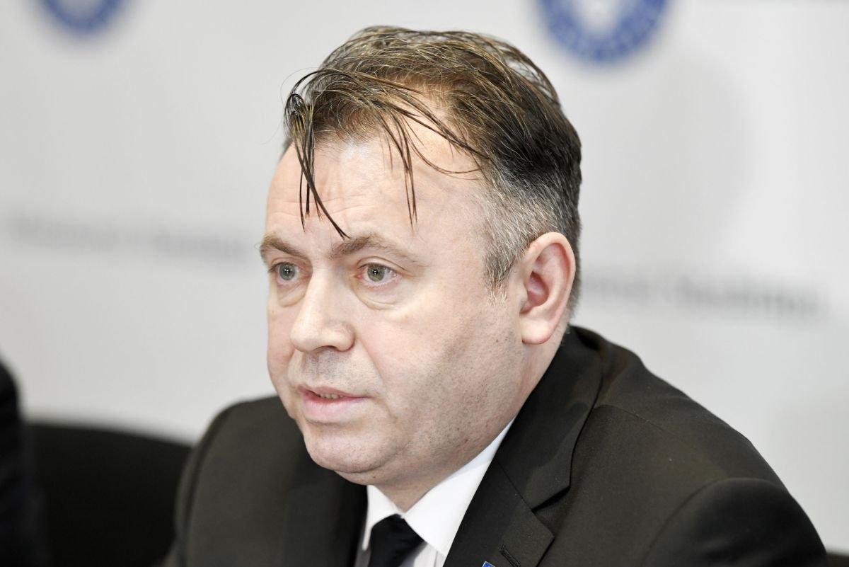 Nelu Tătaru, secretar de stat în Ministerul Sănătății. Foto: Mediafax