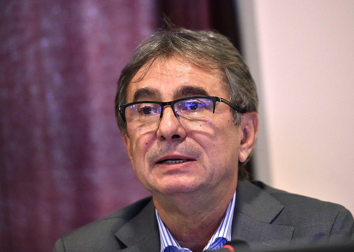 Dorel Săndesc, șeful Comisiei ATI din Ministerul Sănătății