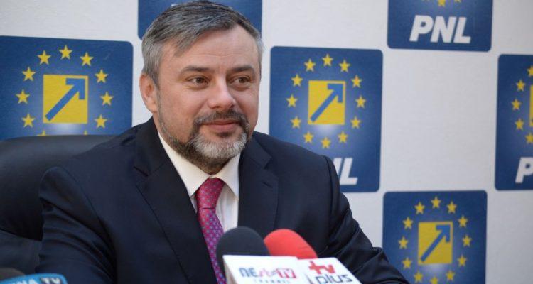 Ioan Bălan, deputat PNL (foto: suceavalive.ro)