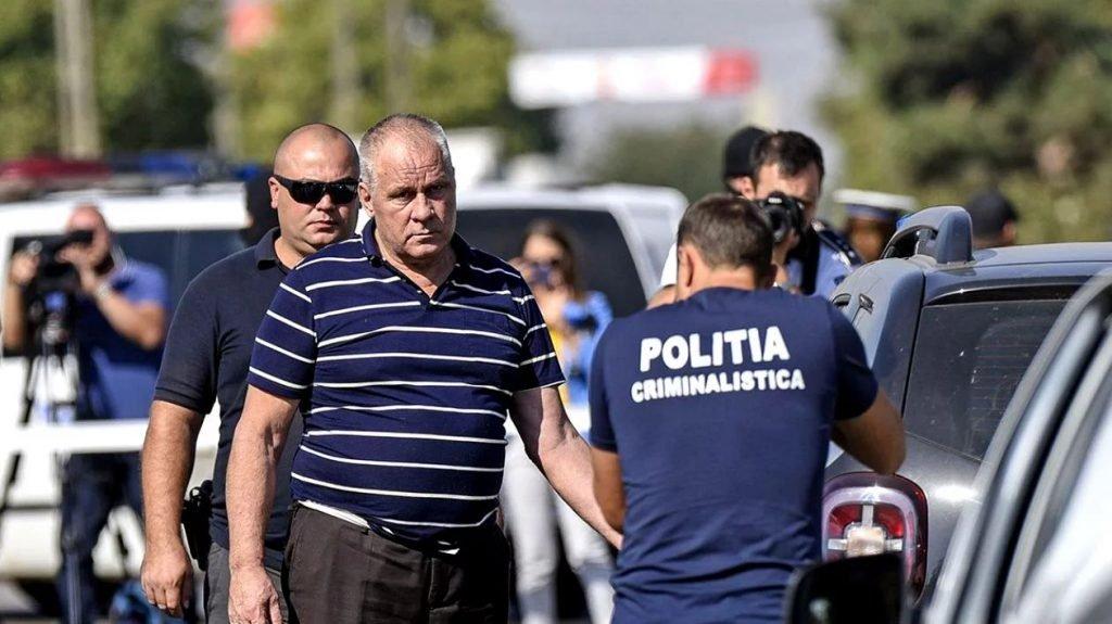 Gheorghe Dincă. Foto: Inquam Photos / Bogdan Danescu