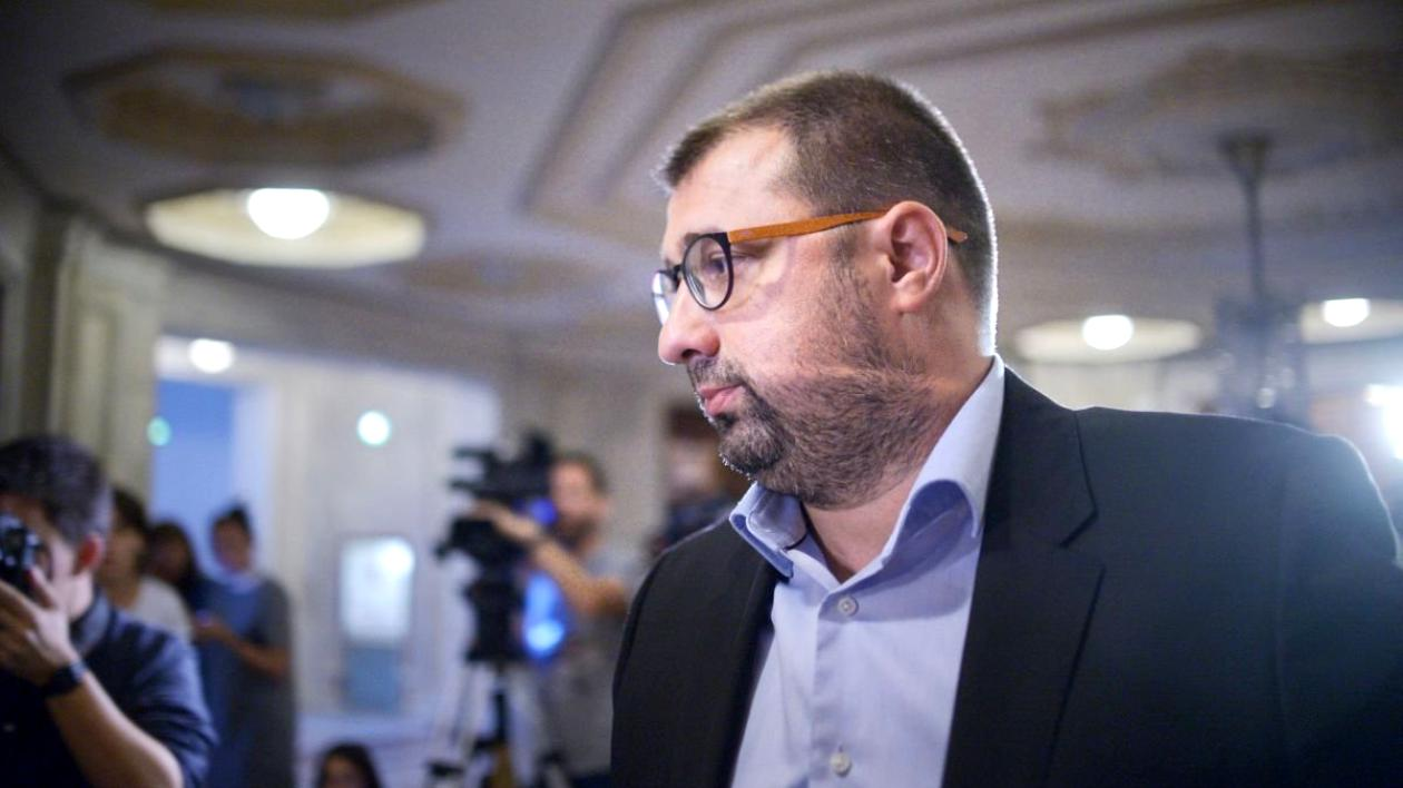 Daniel Dragomir a fugit din țară la mijlocul lunii iunie, cu o zi înainte să fie condamnat   Foto: Hepta
