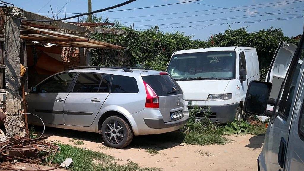 Mașina lui Gheorghe Dincă