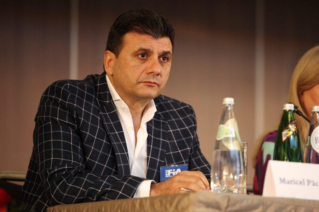 Maricel Păcuraru a făcut închisoare între 2014 și 2017 într-un dosar de corupție legat de devalizarea Poștei Române | Foto: Mediafax