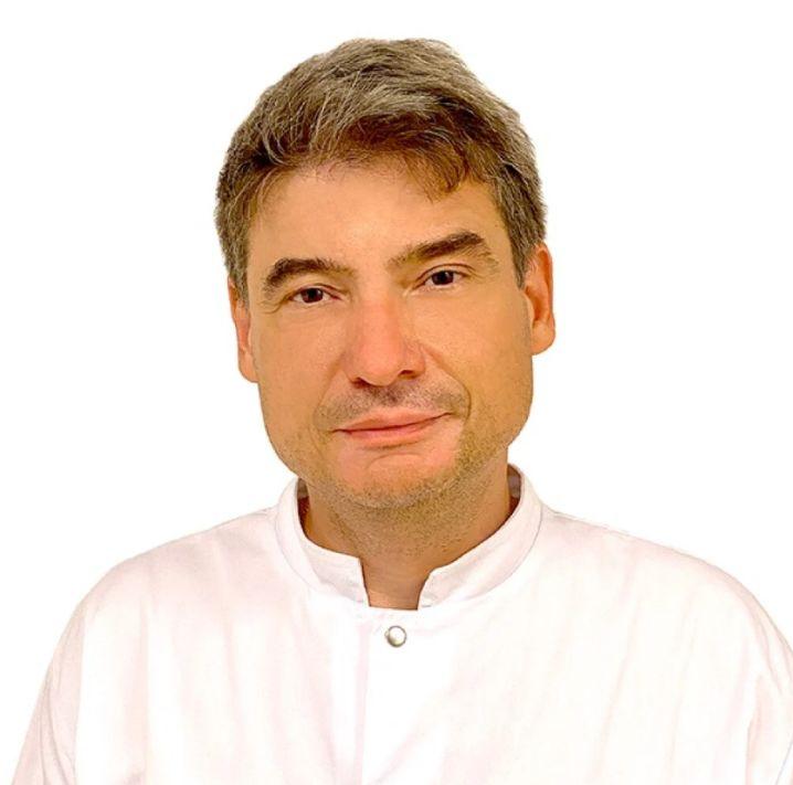 Doctorul Bogdan Mastalier