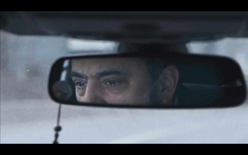 Narcis Hogea, într-o secvență din documentarul Colectiv