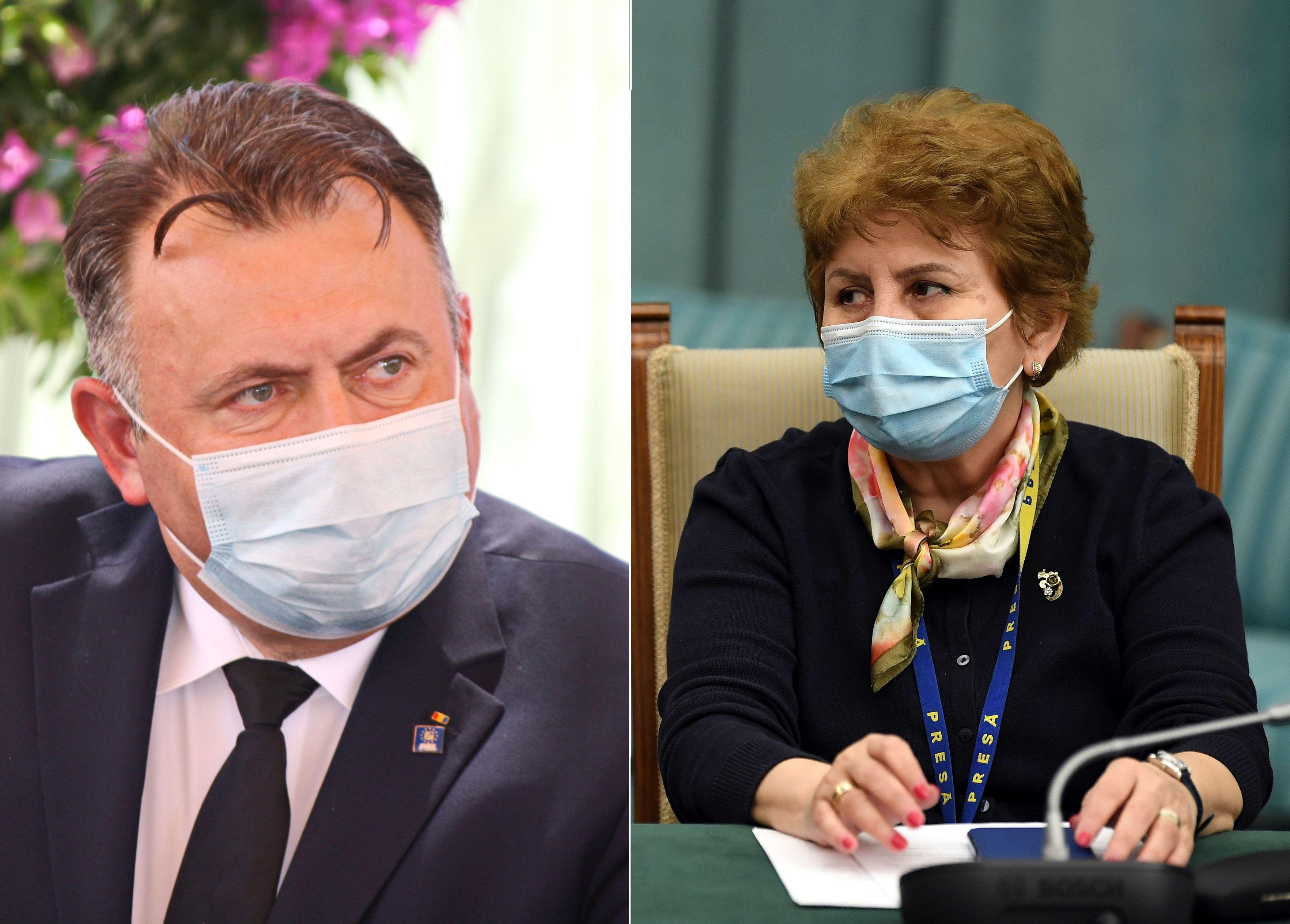 Design-ul acestui sistem de raportare în care DSP-urile au trecut peste decizia medicală a fost realizat în mandatul ministrului Nelu Tătaru, iar responsabilitatea de coordonare a statisticii îi aparține Institutului Național de Sănătate Publică, condus de Adriana Pistol