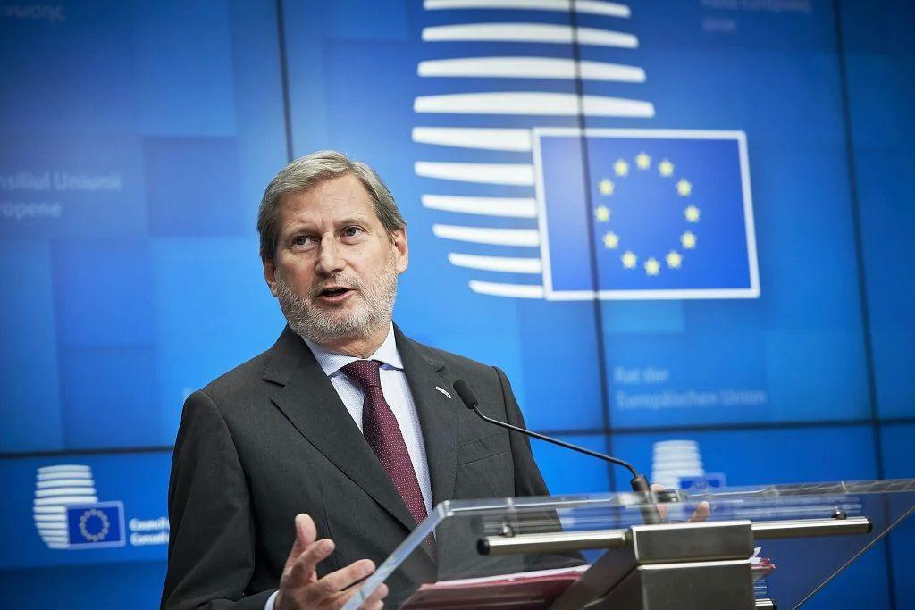 Johannes Hahn, comisarul european pentru buget și administrație (foto Hepta)